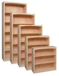 Bookcase Pine 30