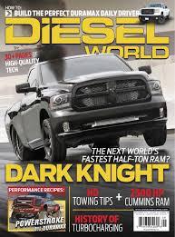 Dodge Ram Cummins Life Expectancy - diesel world september 2015 by augusto dantas issuu