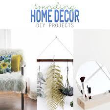 Trending Home Decor Home Decor Diy Project Archives The Cottage Market