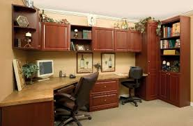 Home Office Cabinet Design Ideas Ideas Information About Home - Kitchen cabinets for home office