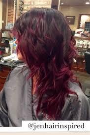 black hair to raspberry hair raspberry hair ombré hair pinterest raspberry hair hair