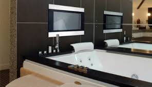 Tv In Mirror Bathroom by Tv Bathroom How To Select And Install Waterproof Tv Mirror