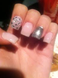 Rhinestone Nail Design Ideas 187 Best Nail Art Images On Pinterest Make Up Hairstyles And