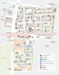 Ud Campus Map Swarm 2017 Oct 29 U2013nov 1 Kyoto Japan