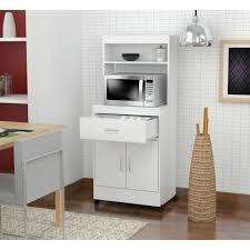 kitchen storage cabinet cart white wood microwave cart kitchen storage cabinet cupboard pantry organizer