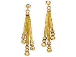 gold earrings for women images gold earrings for women