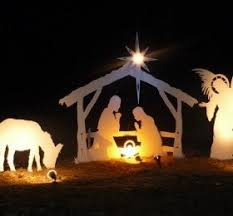 Outdoor Nativity Lighted - outdoor life size lighted nativity sample apa style table of