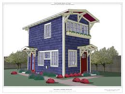 Backyard Cottage Plans Sketchup Models For Tiny House Plans U2014 Small House Catalog