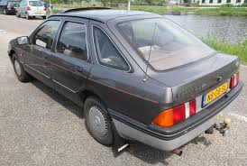 1984 ford sierra 1 6 estate related infomation specifications