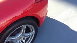 Porsche Boxster Trunk - cargo space in a porsche boxster 2011 hood and trunk youtube
