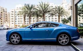 bentley phantom coupe rent bentley continental gt blue dubai uae
