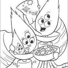 chicken abby movies coloring pages hellokids