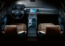 jaguar cars interior jaguar xfr 2010 cartype
