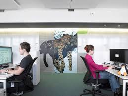 Dublin Google Office by Google Hub Zurich Google Office Architecture Technology