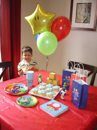 mario birthday party our happiness mario birthday party ideas