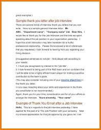 13 thank you letter after job interview email mbta online