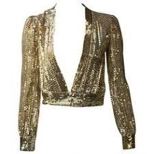Gold Sequin Cardigan New Lozenge Women Gold Sequins Jackets Three Quater Sleeve Coats
