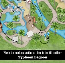 Typhoon Lagoon Map I Have A Major Issue With Typhoon Lagoon Charlene Chronicles