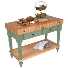 kitchen island work table boos kitchen island work tables 48 cucina rustica kitchen