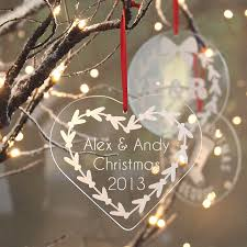 personalised christmas decorations christmas lights card and decore