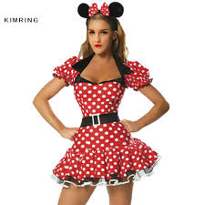 minnie and mickey mouse halloween costumes for adults online get cheap minnie mouse costume aliexpress com
