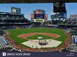 Citi Field Map Flushing New York Usa 4th July 2016 Citi Field Mlb A