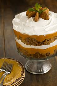 pumpkin gingerbread trifle paula deen