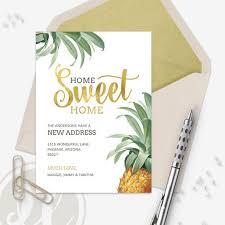 best 25 new address cards ideas on change of address
