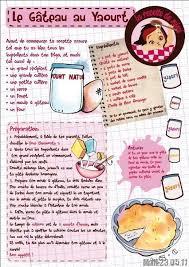 recette de cuisine gateau au yaourt recette cuisine le yaourt gâteau et les pates