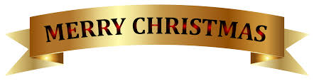 merry christmas banner golden merry christmas banner png clip image gallery