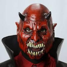 Krampus Halloween Costume Krampus Grumpass Mask U2013 Mad Monster Masks