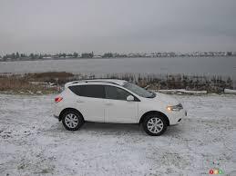 nissan canada desktop site 2012 nissan murano sl car reviews auto123