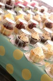 thanksgiving cupcake designs use cups and lids as cupcake togo containers sweet tooth