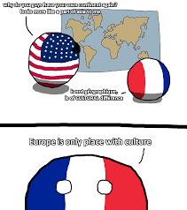Do Continents Have Flags France Teaches Continents Polandball