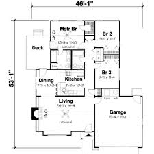 Uk Floor Plans by Download Three Bedroom Bungalow Floor Plan Buybrinkhomes Com