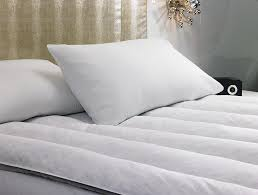 bed pillow toppers bedroom decoration feather bed mattress pad down pillow toppers