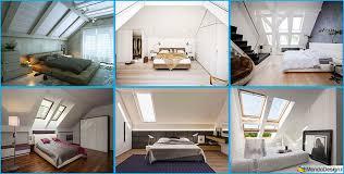 arredo mansarda moderno da letto in mansarda 20 idee di arredamento mondodesign it