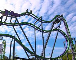 Free Tickets To Six Flags The Joker Roller Coaster Coming To Six Flags New England In Agawam