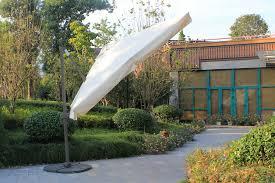 Classic Accessories Veranda Round Square - kontiki shade u0026 cooling offset patio umbrellas 10 ft square offset