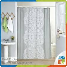 84 Inch Long Shower Curtains Extra Long Fabric Shower Curtain Foter With Shower Curtains 84