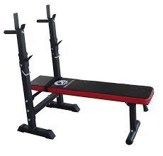 zumz new flat ultimate folding adjustable sit up press weight