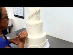 wedding cake tutorial designing tutorial of a beautiful wedding cake in sugar icing
