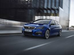 the new peugeot peugeot reveals new 308 with enhanced styling and technology