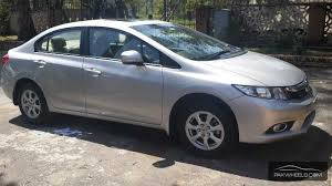 used honda civic 2013 honda civic vti oriel prosmatec 1 6 2013 for sale in islamabad