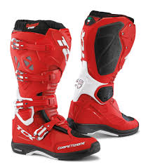 womens red motorcycle boots tcx boots