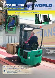 staplerworld european issue 01 02 2012 by staplerworld magazine