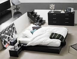 furniture bedroom furniture in modern bedroom with wooden floor