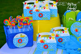 Pool Party Decoration Ideas Summer Pool Party Ideas Baby Shower Ideas Themes