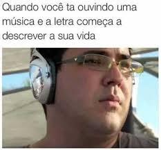 Memes Musica - dopl3r com memes quando você ta ouvindo uma música e a letra