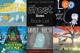 alohamora open a book not your typical ghost picture books book